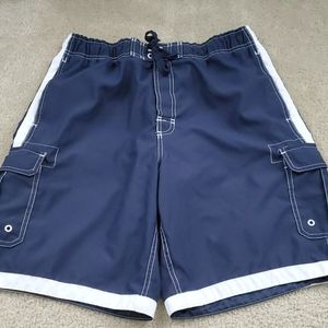 Joe Boxer swim trunks